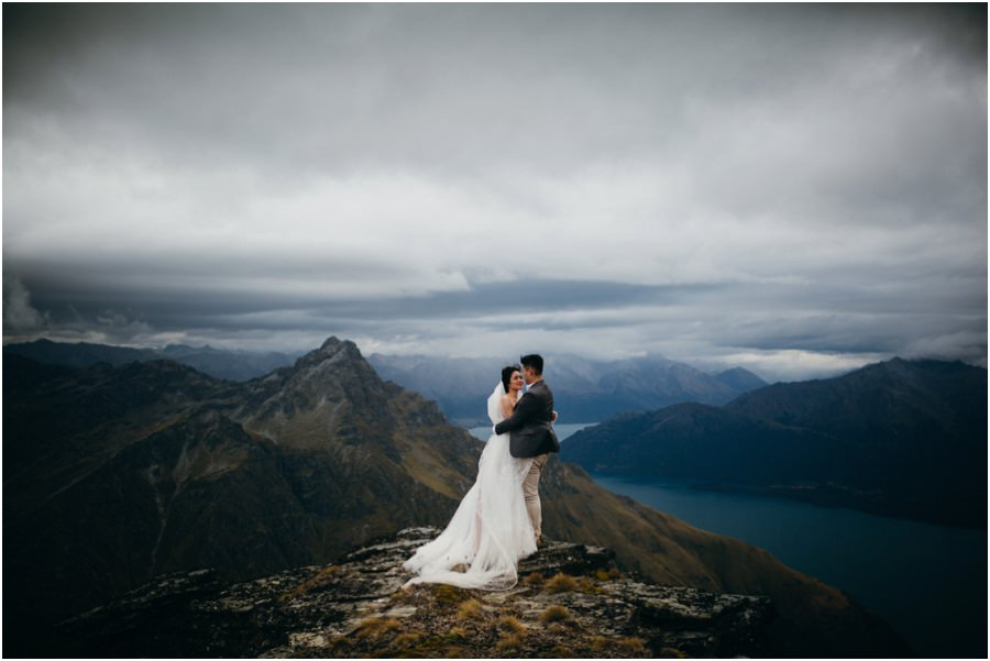 queenstown engagement
